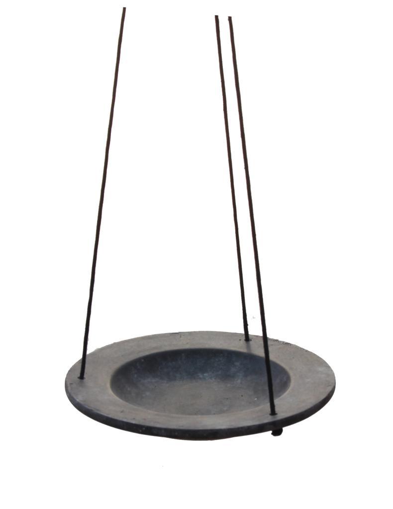 Fågelbad hängande