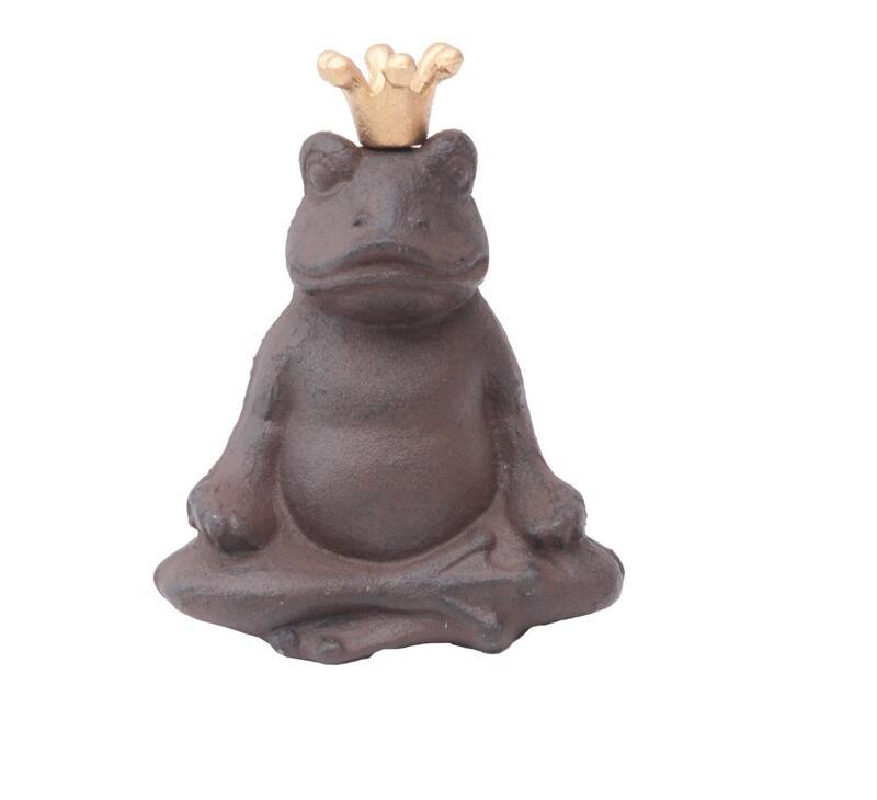 GRODA Buddha gjutjärn